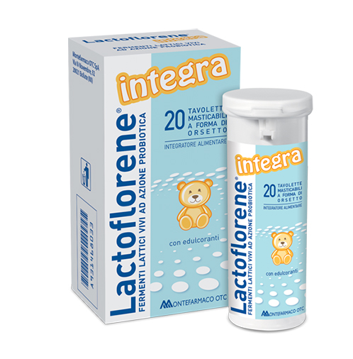 Lactoflorene integra
