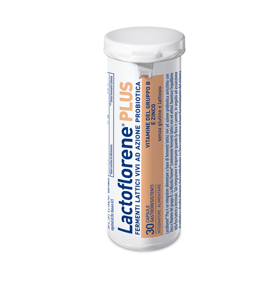 Lacroflorene Plus 30 capsule