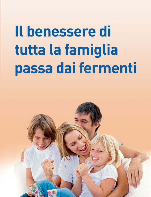 Il benessere di tutta la famiglia