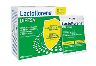 Lactoflorene Difesa